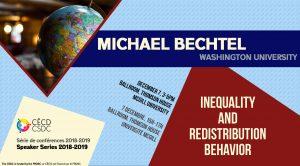 Série de Conférences: Michael Bechtel @ Ballroom - Thomson House | Montréal | Québec | Canada