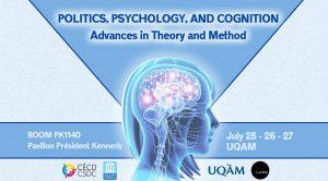 Politiques, psychologie et cognition: Avancées théoriques et méthodologiques