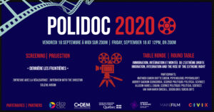 """Polidoc 2020 - """"Derrière les frontières"""""""