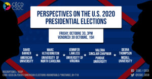 Table Ronde - Perspectives on the U.S. 2020 Presidential Election