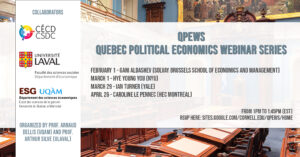 QPEWS (hiver 2021) - Gani Aldashev (Solvay Brussels School of Economics and Management)