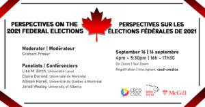 Perspectives sur les élections fédérales de 2021