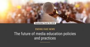 Ending Fake News: the Future of Media Education Policies and Practices @ Grande Bibliothèque  475, boulevard De Maisonneuve Est,  Montréal (Québec)  H2L 5C4 | Montréal | Québec | Canada