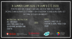 [Method Workshop] R Summer Camp 2020 @ Zoom
