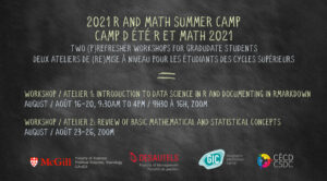 [Method Workshop] 2021 R and Math Summer Camp